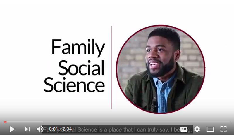 Family Social Science Video Interviews